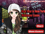 Juegos de Vestir y Maquillar: New year in New York - Juegos de vestir y maquillar ever after high