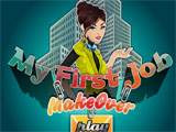 Juegos de vestir: My First Job Makeover - Juegos de vestir y maquillar ever after high