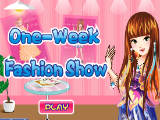 Juegos de vestir: One Week Fashion Show - Juegos de vestir y maquillar ever after high